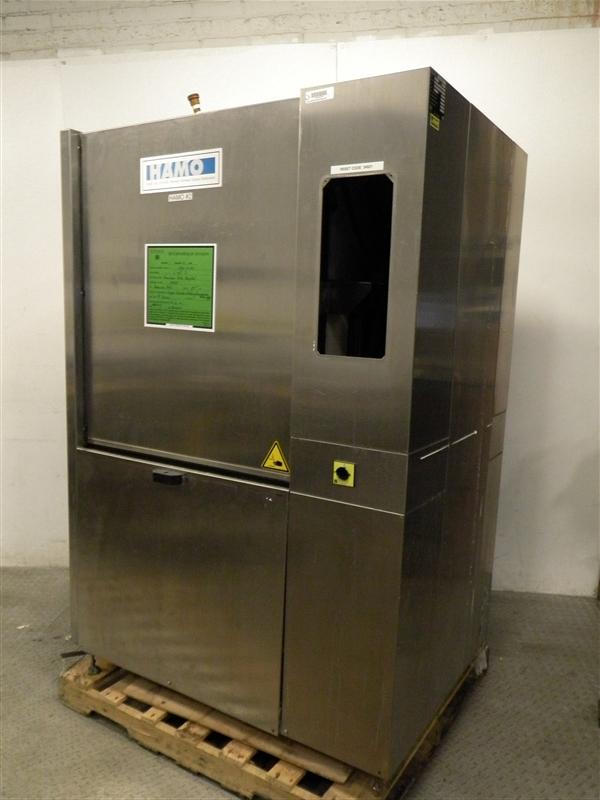 N/A Hamo AG CH 2542 t-21 single chamber washer