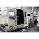 MORI SEIKI SL-4 CNC LATHE W/ FANUC SYSTEM 6-T CONTROL