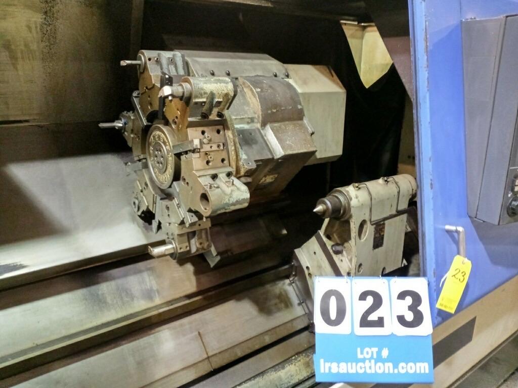 HITACHI SEIKI HITEC-TURN, 25G, HIGH GRADE CNC TURNING CENTER W/ SEICOS A10L CONTROL W/ TOOLING - Image 3 of 5