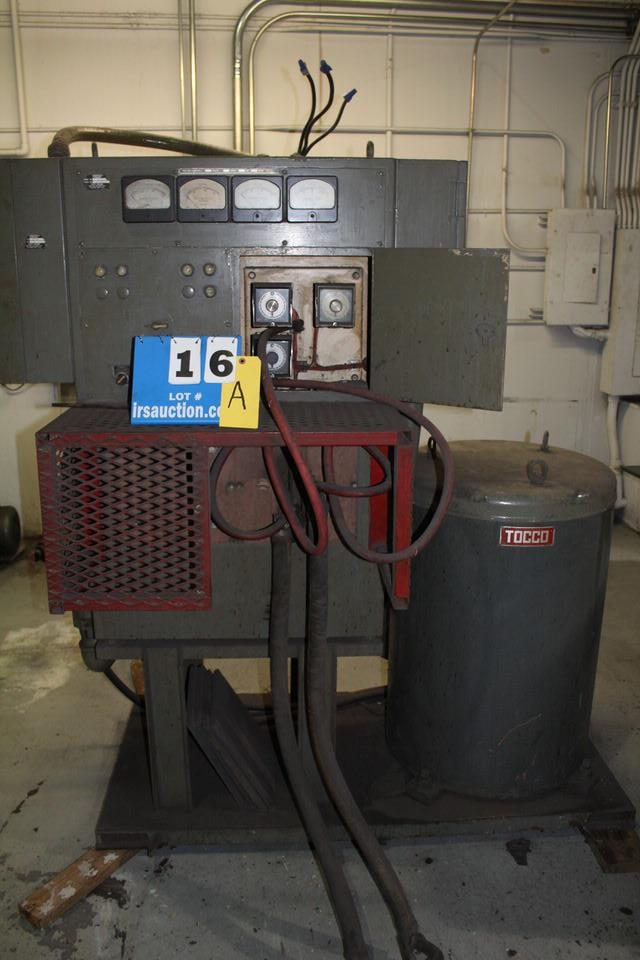 TOCO CL-54 FURNACE