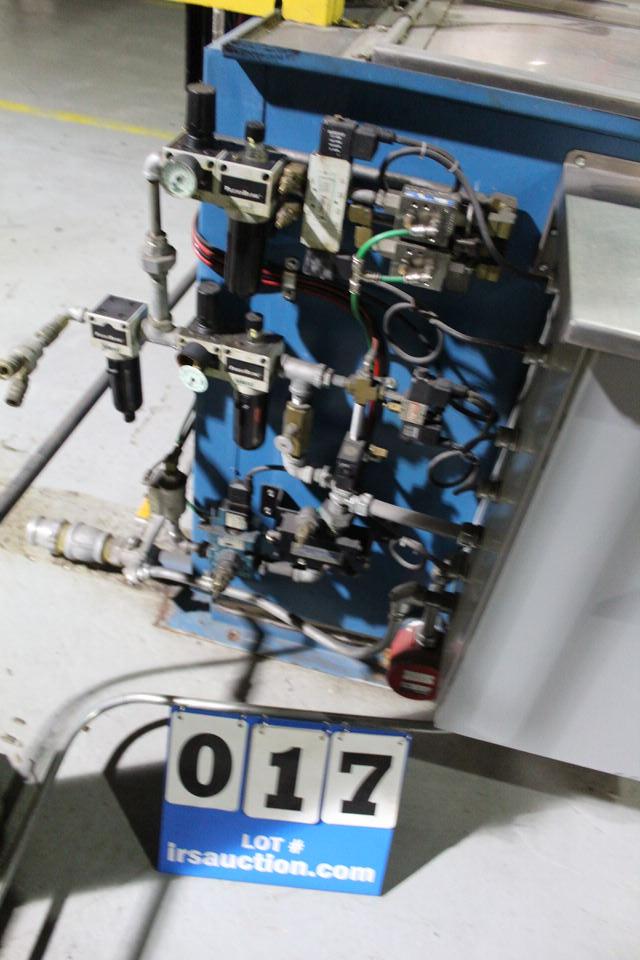RAMCO MDL:CM48EMS WASH & RINSE TANK - Image 3 of 3