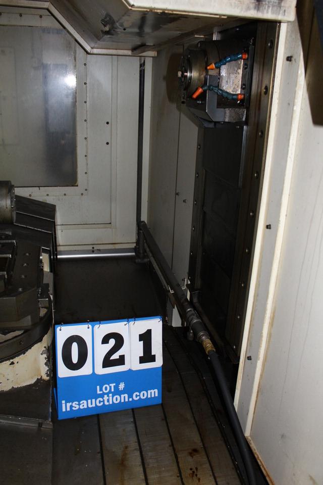 KITAMURA MY CENTER H-400 W/ FANUC M 15 CONTROL - Image 5 of 7