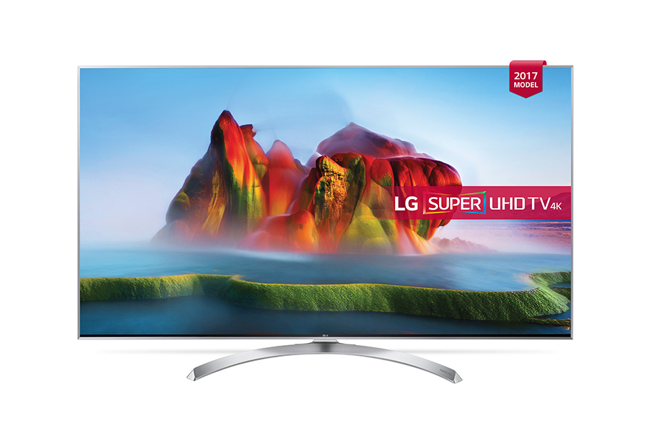V Grade A LG 49 Inch ACTIVE HDR 4K SUPER ULTRA HD LED NANO CELL SMART TV WITH FREEVIEW HD & WEBOS