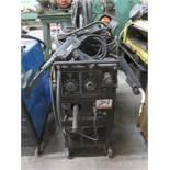 MEMCO MOD MEMCOMATIC 250, 200 AMP CV, DC ARC WELDING MIG WELDER - S/N KF958757