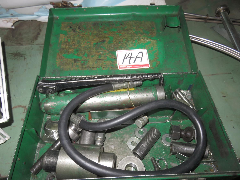 Lot 14A - GENERAL HYDRAULIC PORTA POWER UNIT
