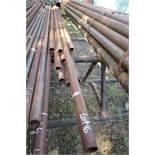 193.9FT -2IN SCH.40 (.154) HT #6824, 33601, 333084, 48171 MTR'S ATTACHED