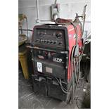 LINCOLN 375 PRECISION TIG WELDER