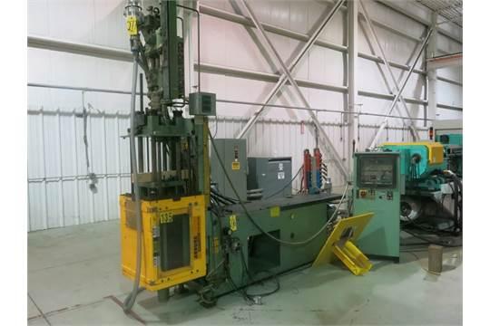 40 Ton Arburg Allrounder 220-90-350 Horizontal/Vertical Injection