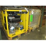 LAMOR SLICKBAR LPP 20 ENCLOSED HYDRAULIC POWER PACK WITH LOMBARDINI DIESEL ENGINE AND ELECTRIC START