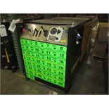 LAMOR SLICKBAR LPP 30 ENCLOSED HYDRAULIC POWER PACK WITH LOMBARDINI DIESEL ENGINE AND ELECTRIC START