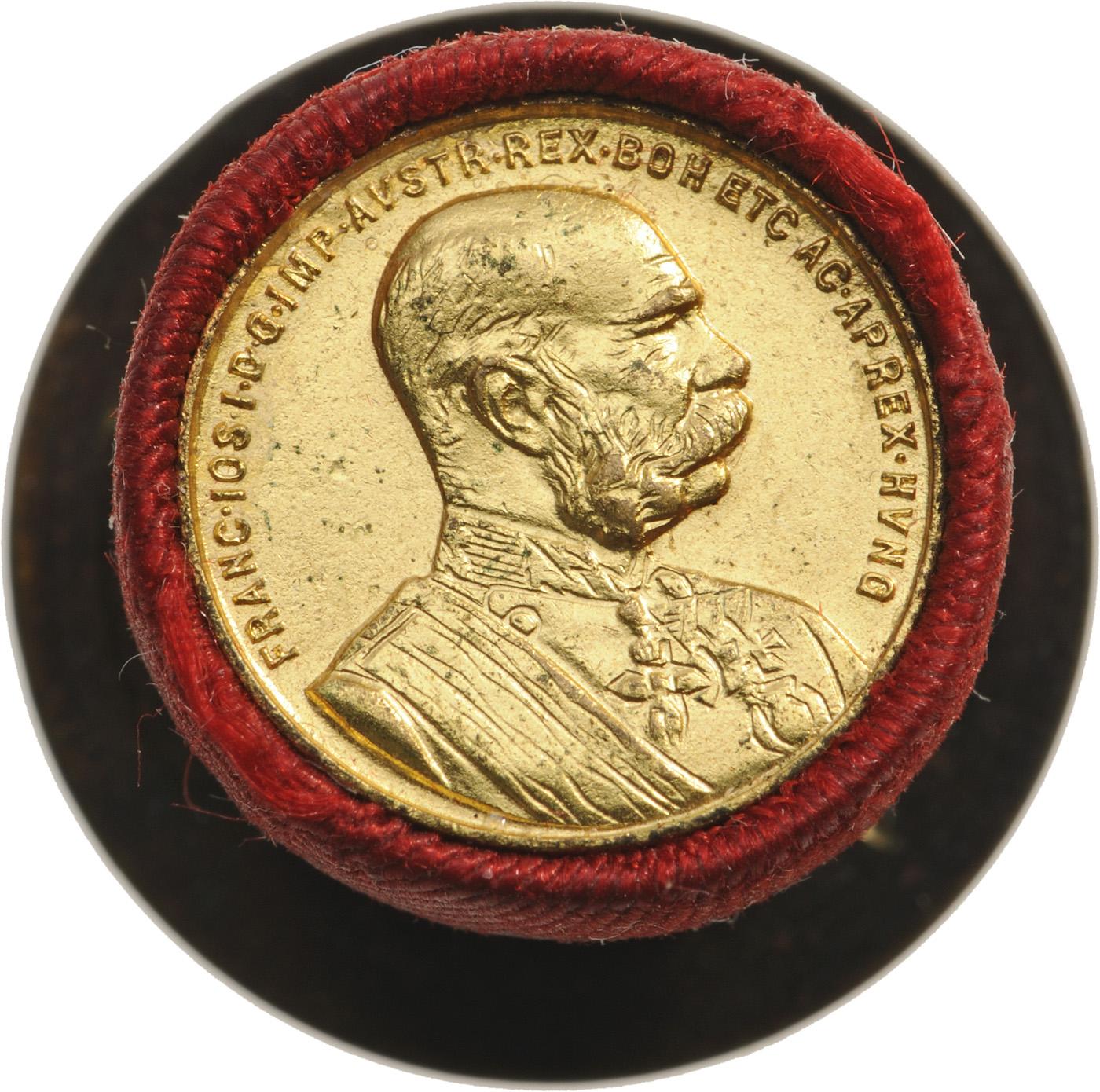 """Lot 1374 - Commemorative Medal 1898 """"Signum Memoriae"""""""