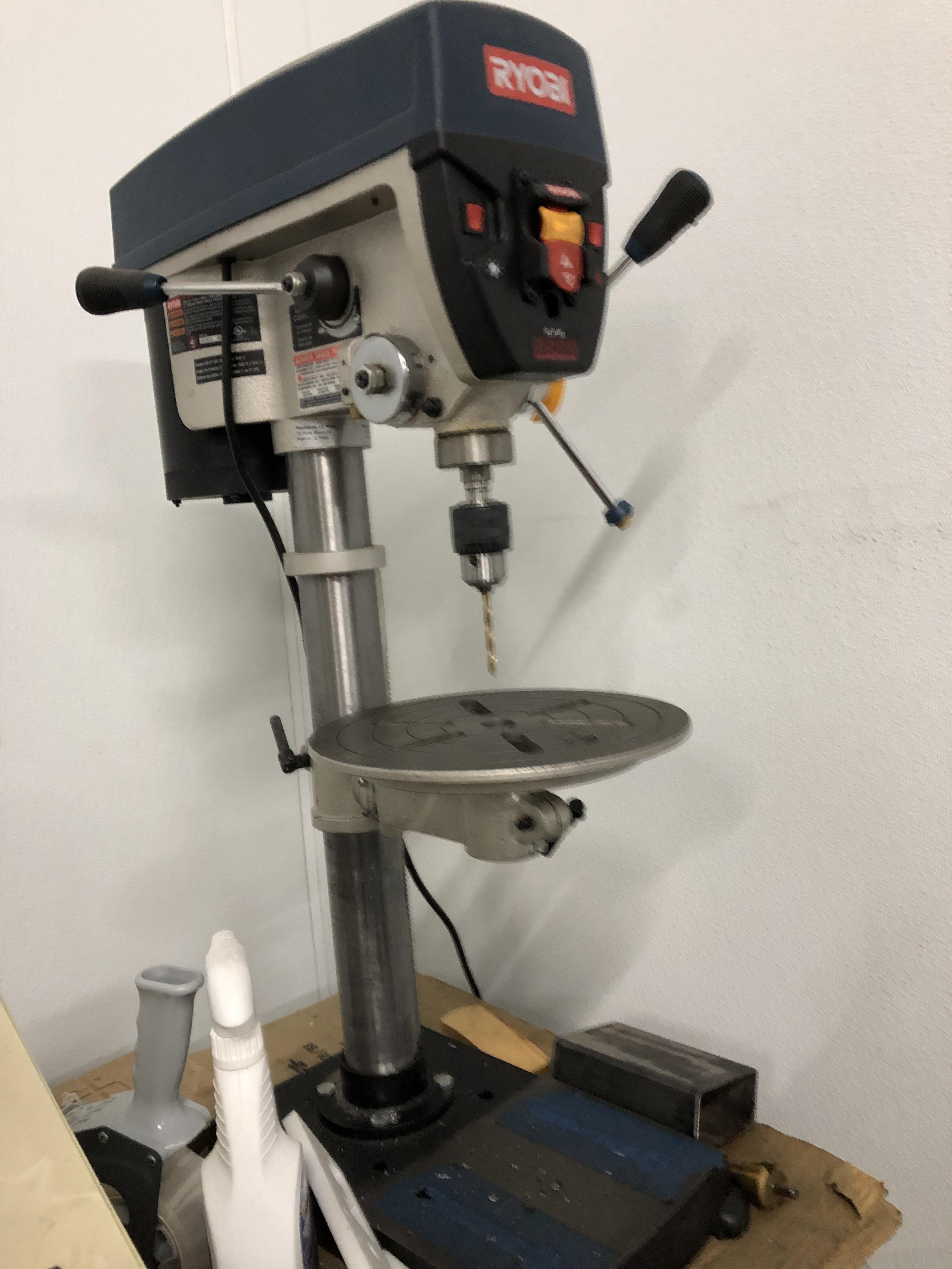 Lot 58 - Ryobi DP121L Drill Press