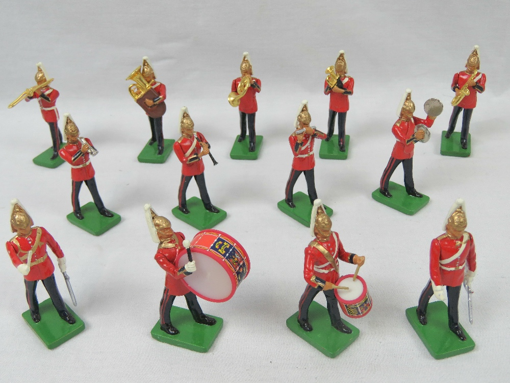 A Britains 1990 toy soldiers set of Hous