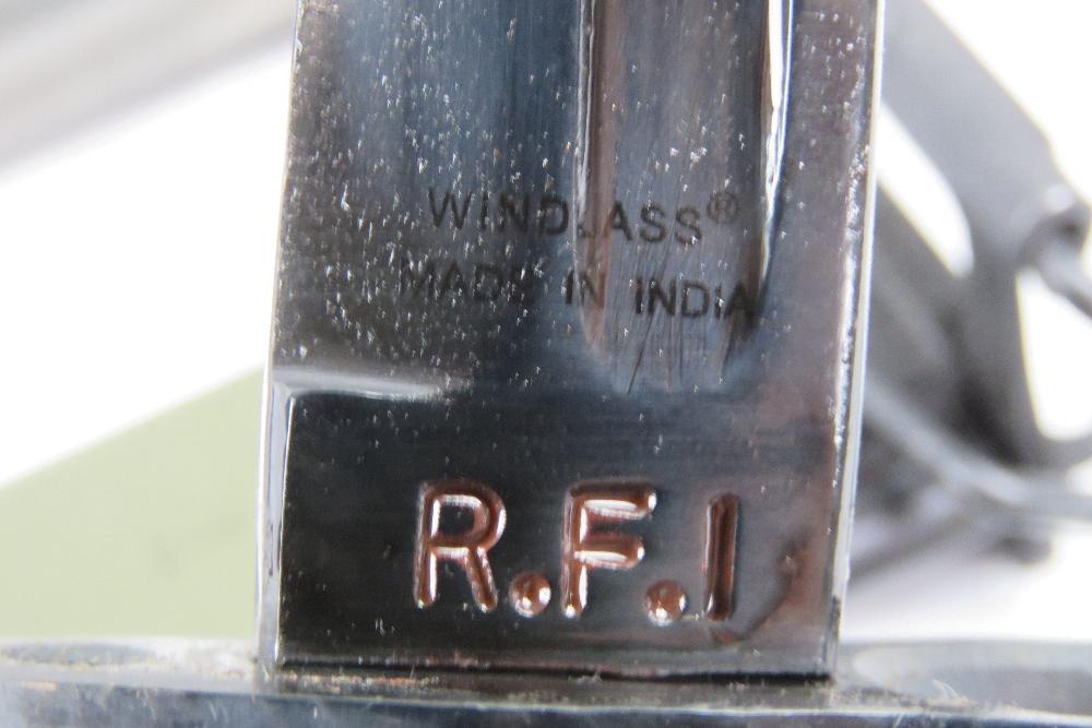 Three reproduction WWII bayonets; M1 Gar - Image 4 of 4