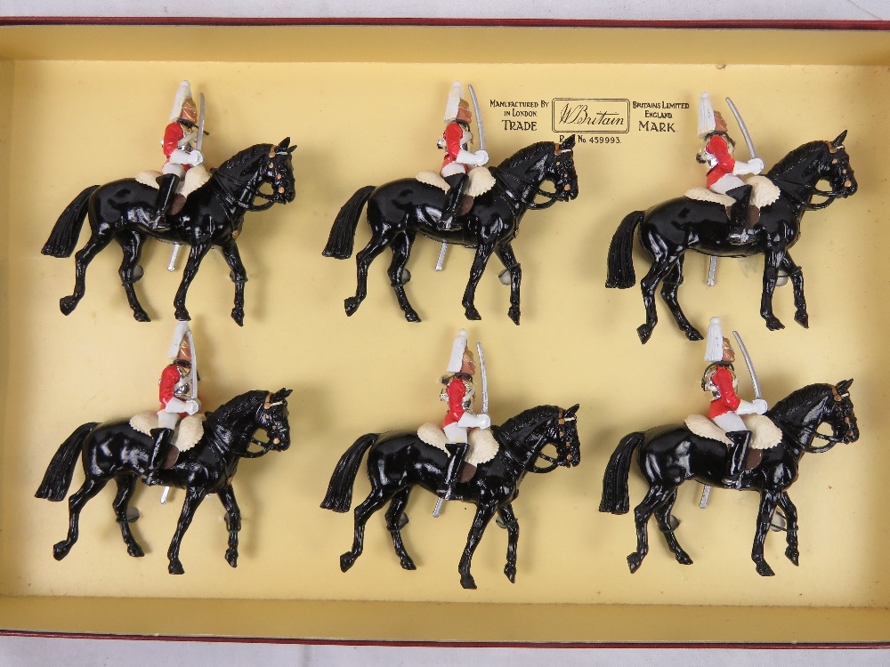 A boxed set of Britains toy soldier Life - Image 2 of 2