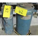 LOT OF (2) GULLCO ELECTRODE STABILIZING OVENS (MODELS 50 & 10B)
