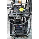 MILLER/RED-D-ARC EXTREME 360 CC/CV INVERTER WELDER, S/N LK121053A W/ LINCOLN ELECTRIC LF-72 GMA WIRE