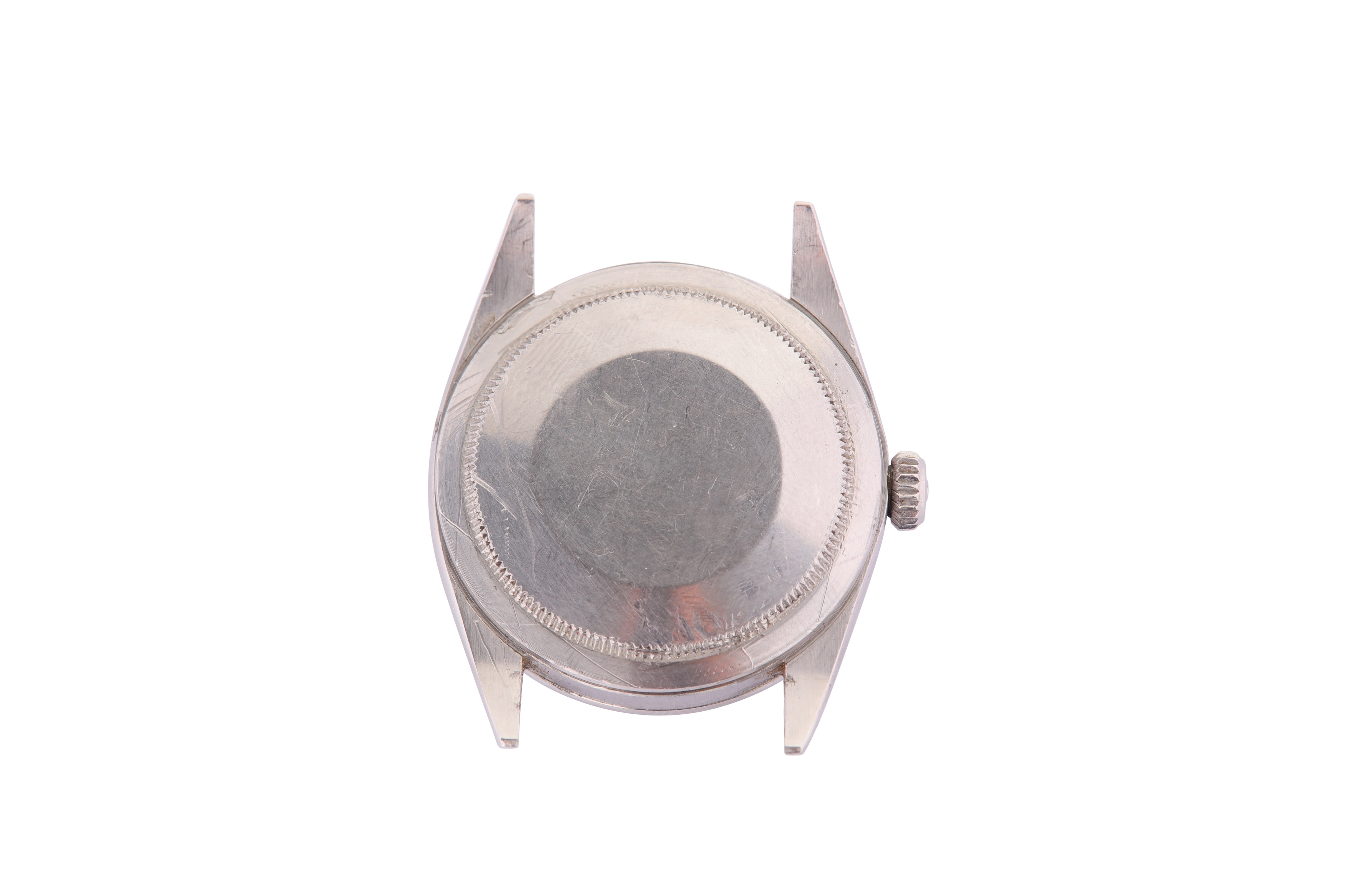 A RARE AND ATTRACTIVE MEN'S ROLEX STAINLESS STEEL AUTOMATIC WRISTWATCH - Image 6 of 9