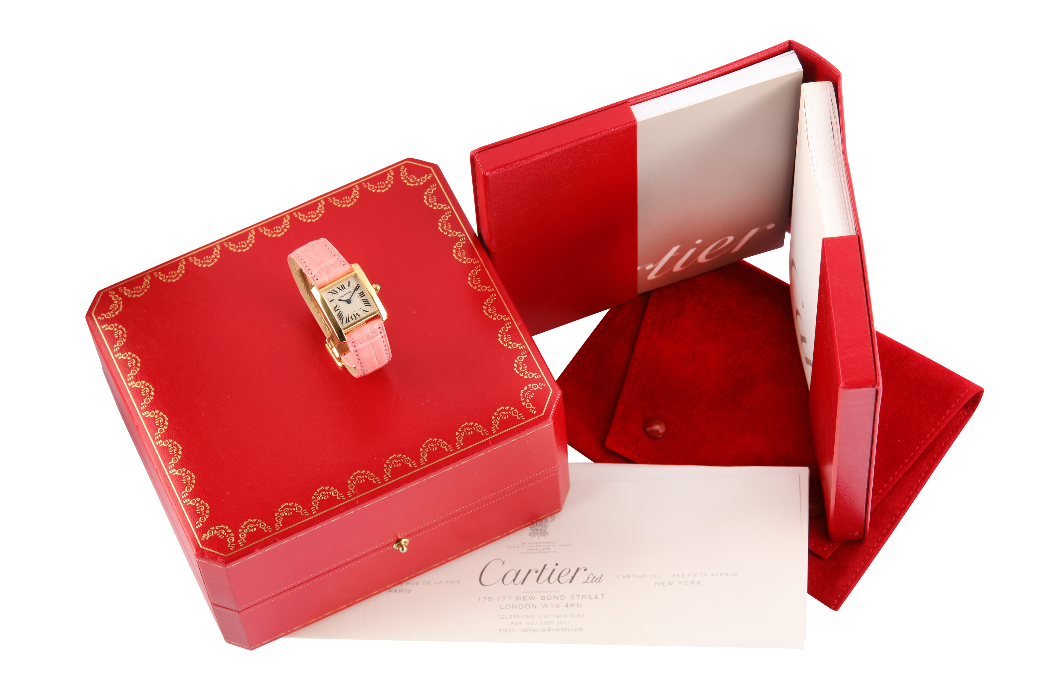 CARTIER. - Image 2 of 4