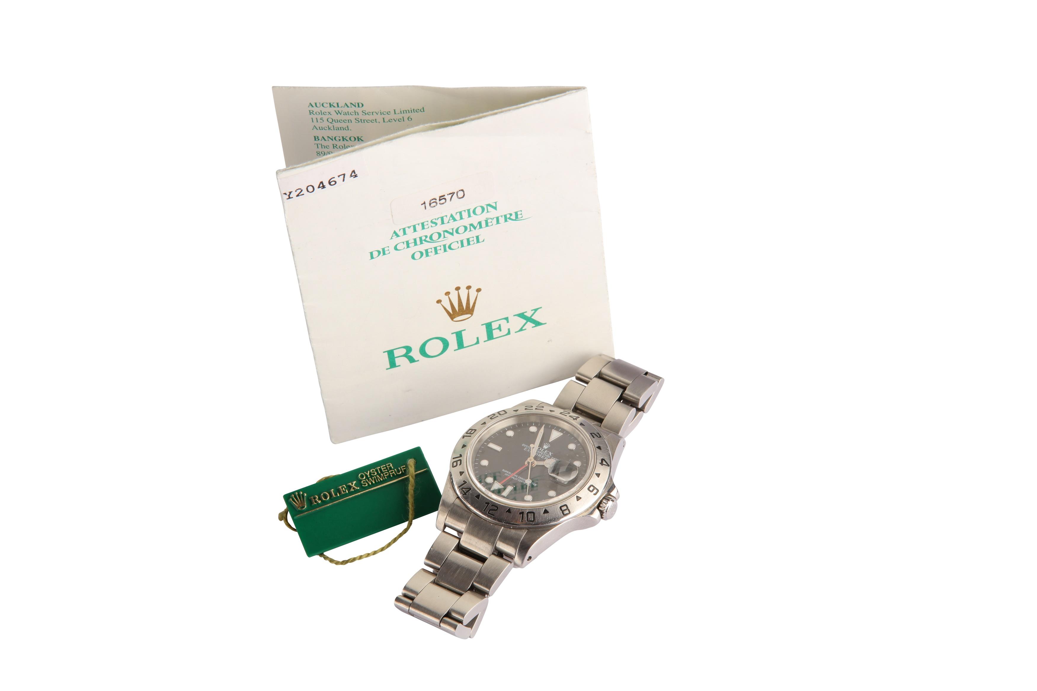 ROLEX - Image 2 of 6
