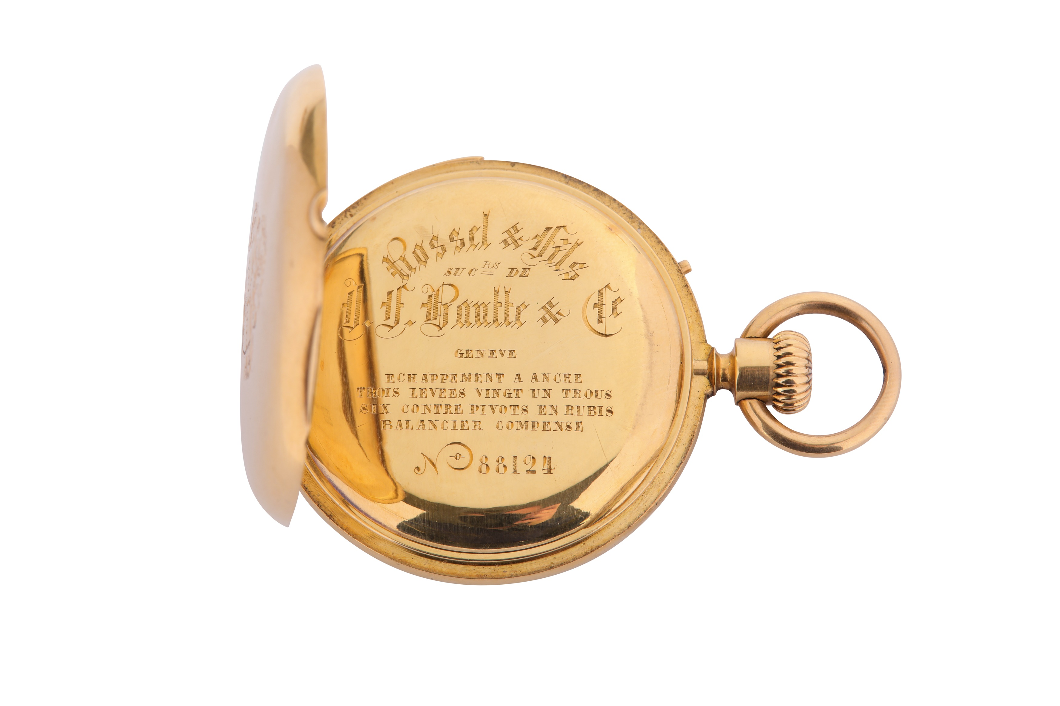 POCKET WATCH. - Image 4 of 6
