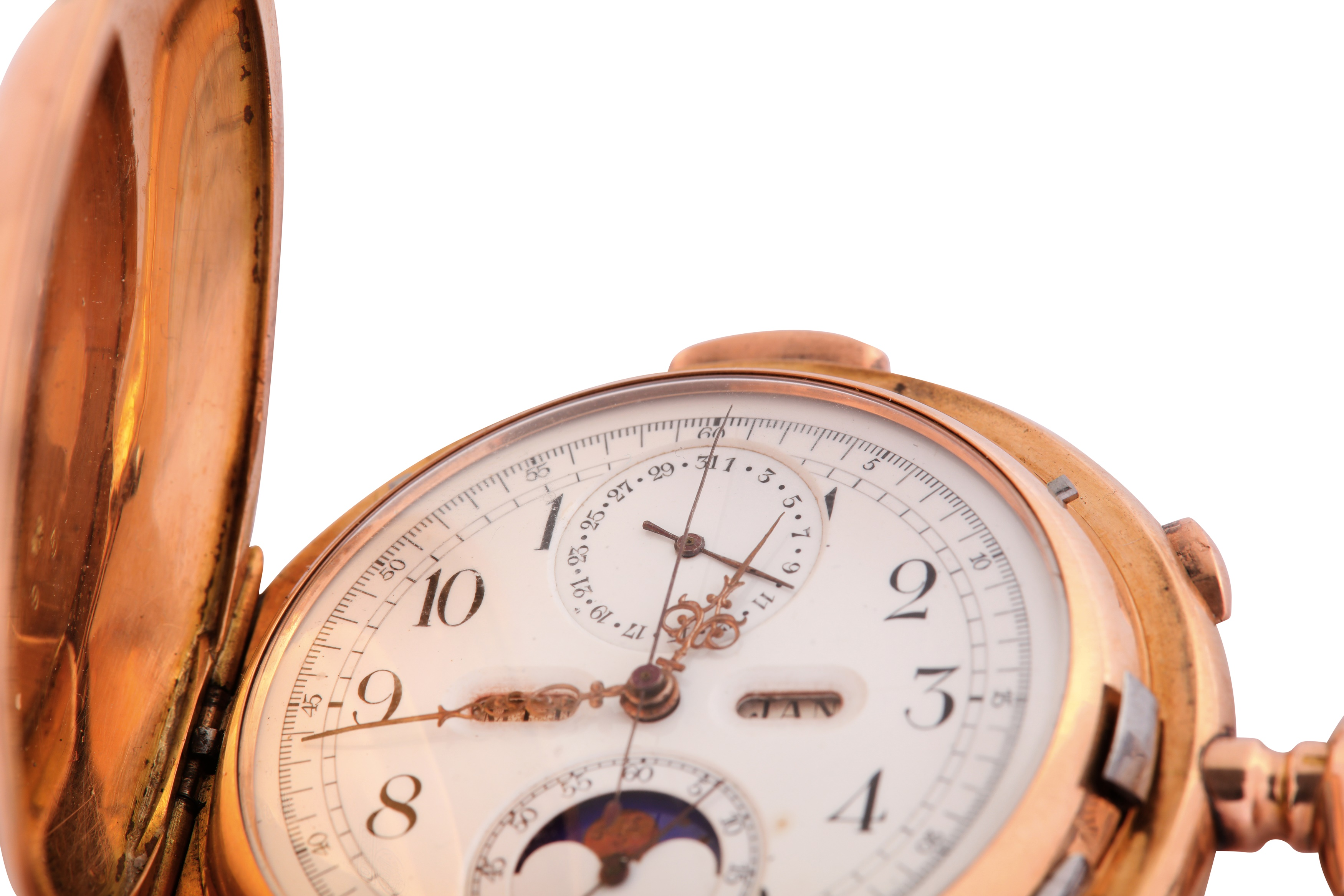 POCKET WATCH. - Image 2 of 5