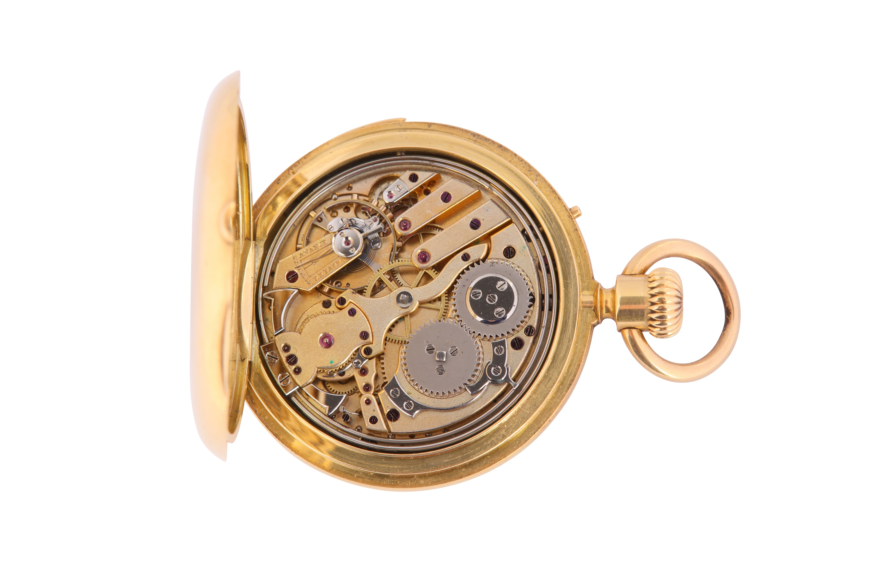 POCKET WATCH. - Image 5 of 6