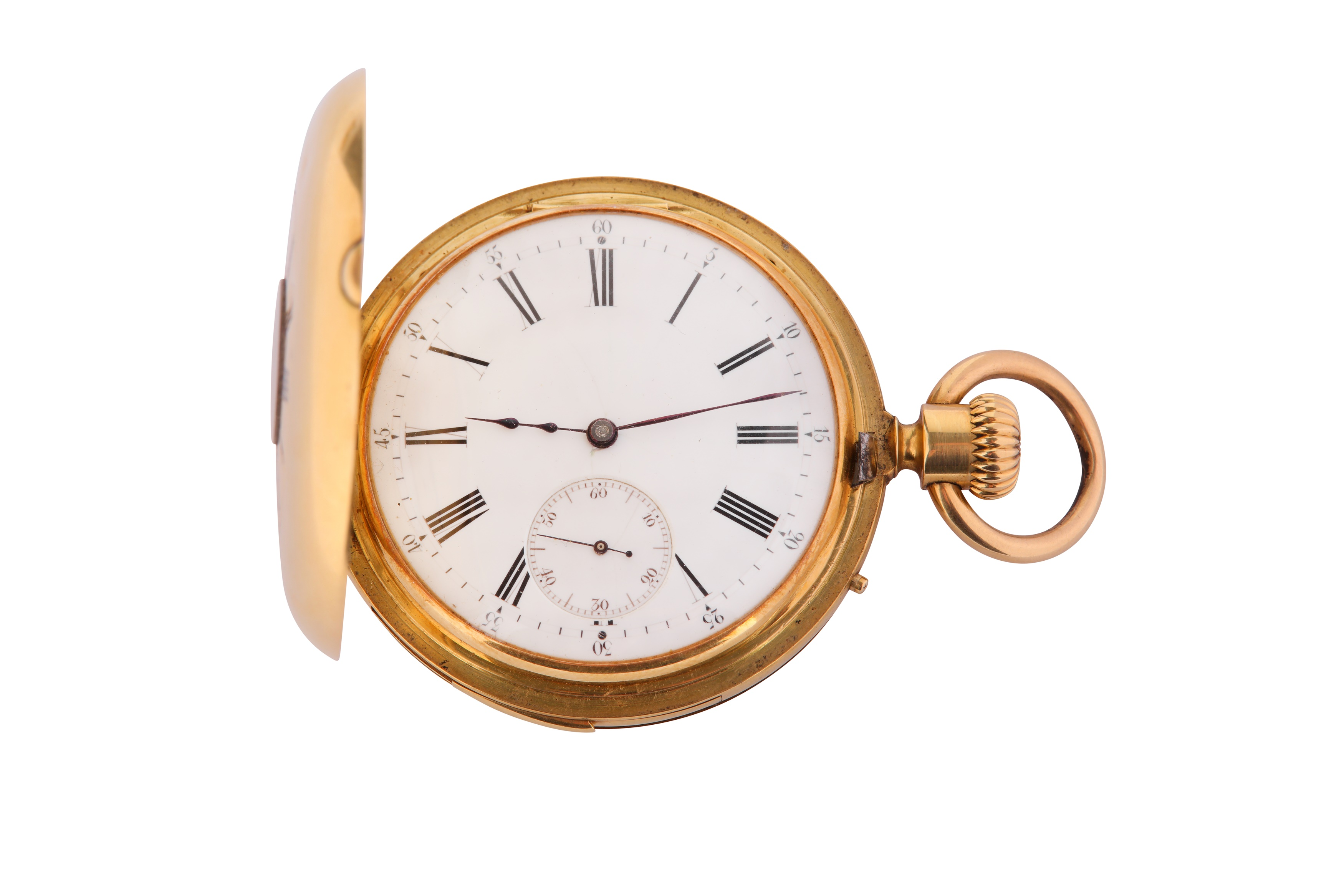 POCKET WATCH. - Image 3 of 6