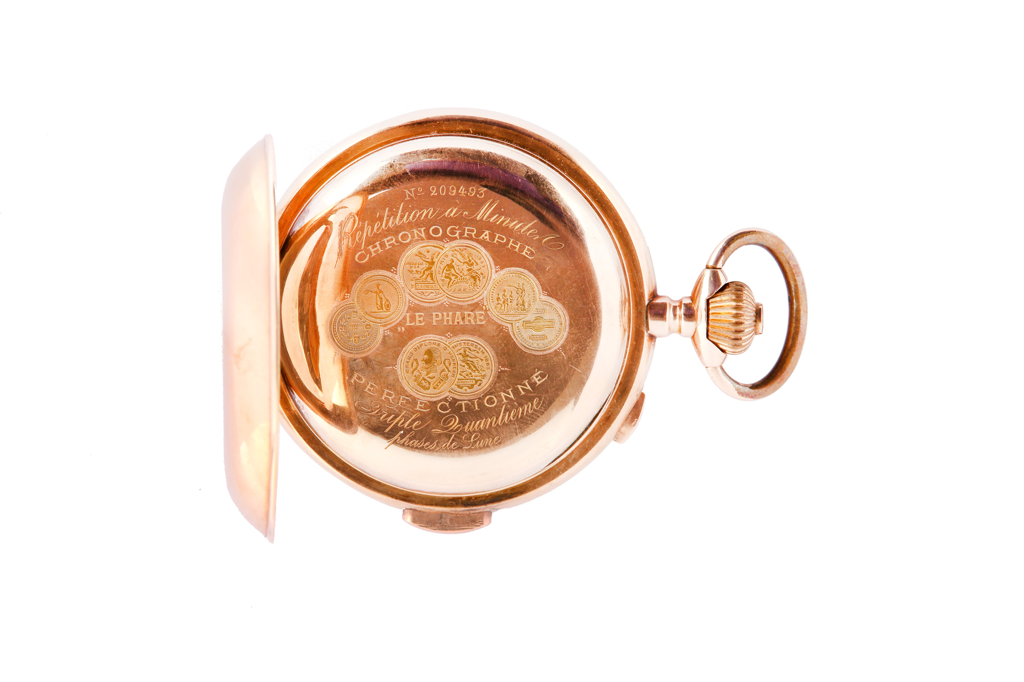 POCKET WATCH. - Image 3 of 5