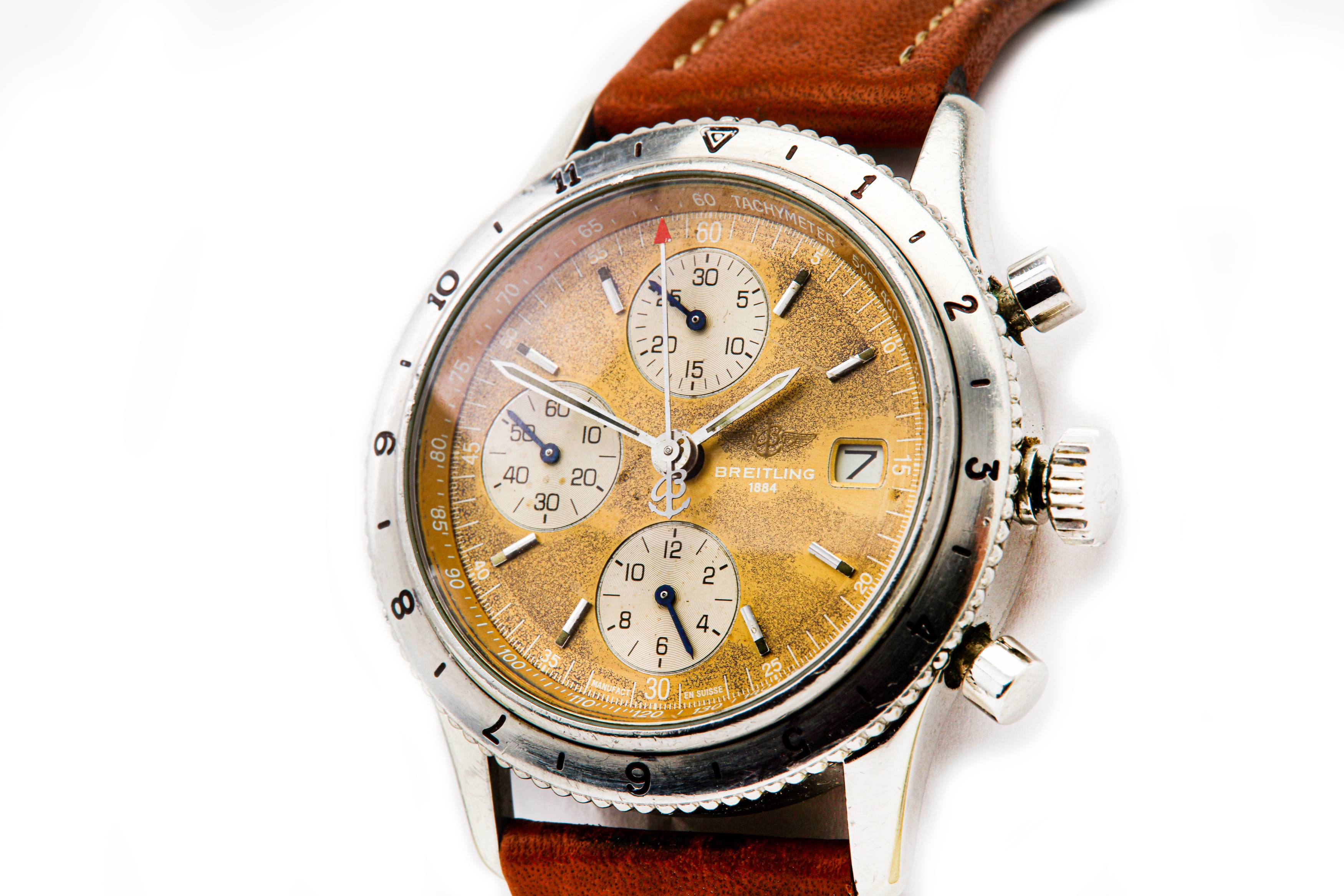 BREITLING. - Image 2 of 4