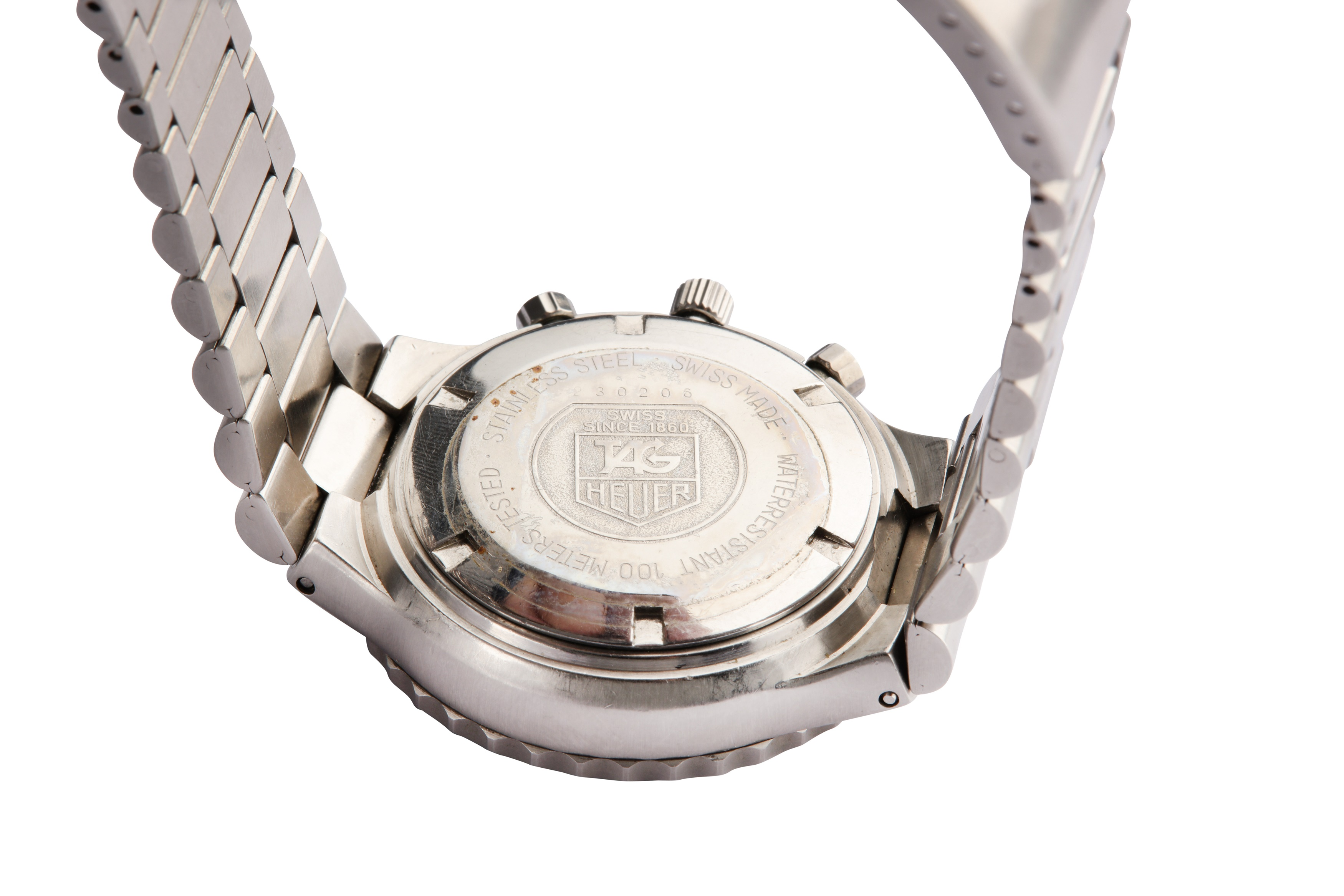 TAG HEUER. - Image 5 of 5