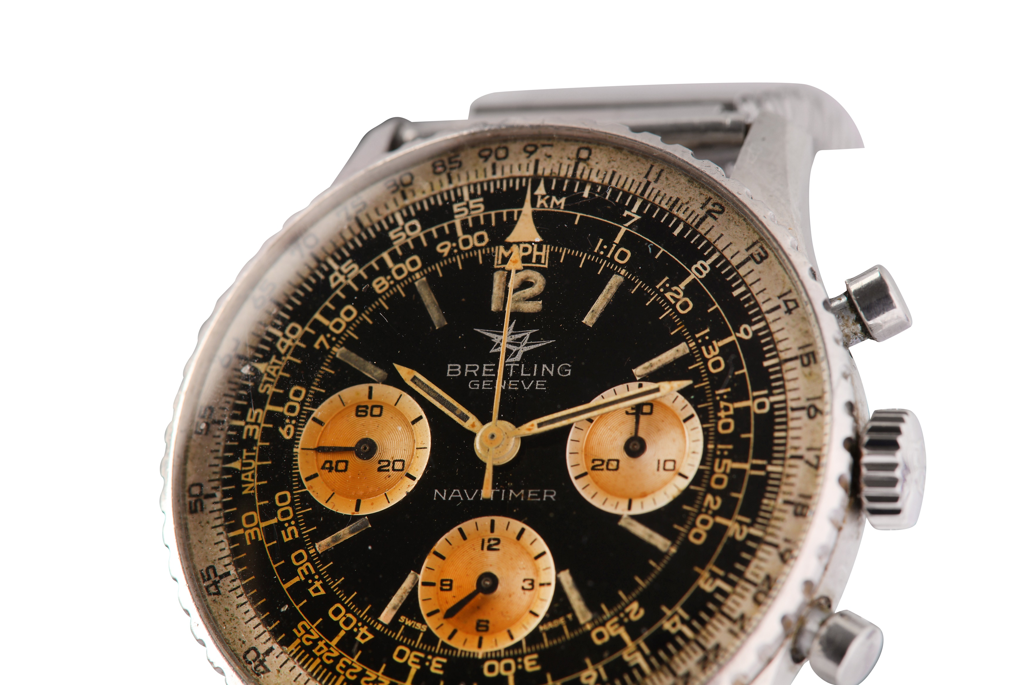BREITLING. - Image 3 of 8