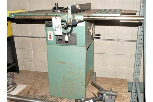 Grizzly model g1022 10 contractor table saw sn 111840 with rip grizzly model g1022 10 contractor table saw sn 111840 with rip fence 1 ph greentooth