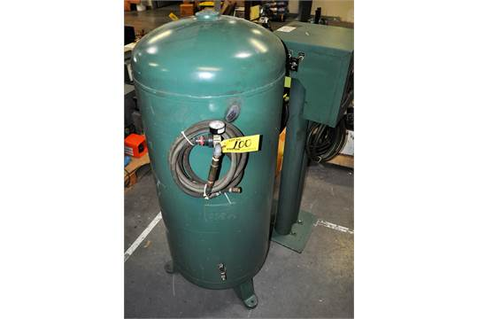 XORBOX OXYGEN GENERATOR SYSTEM AND RECEIVING TANK