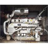 1 x Puma 1000kw Generator With Doorman Engine - Housed in 20ft Shipping Container - CL547 - No VAT