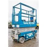 1 x Genie GS-1930 Scissorlift - ***READ DESCRIPTION*** - Max Working Height 7.79m - CL011 -
