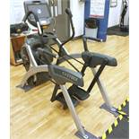 1 x Cybex Stepper Arc Cross Trainer With E3 Colour Screen Console, Phone Charger, USB Sockets,