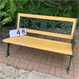 Bench (Yellow)