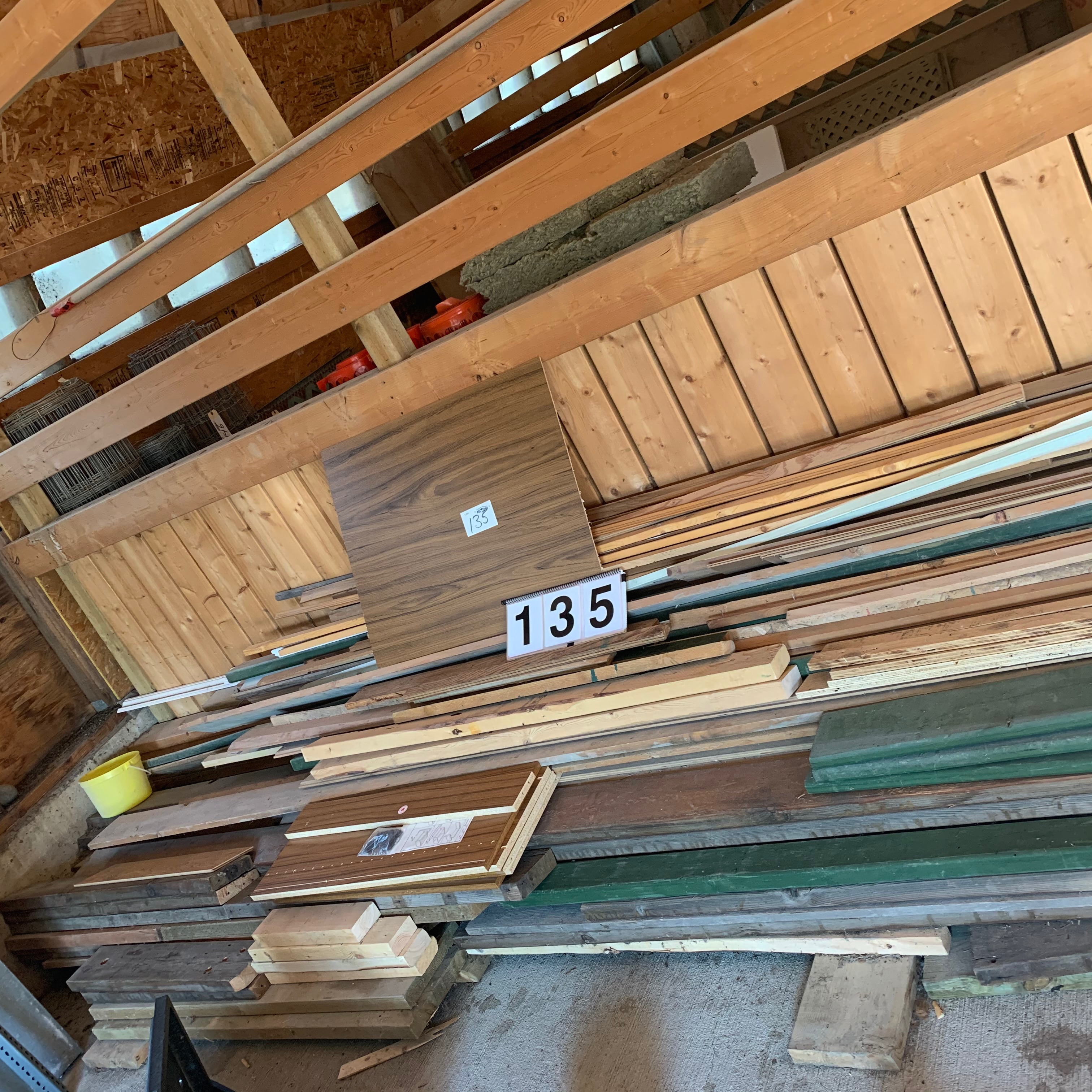 Misc Lumber - Various Sizes & Dimensions
