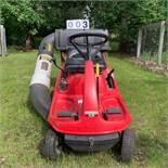 Honda Lawn Mower, Model 1011