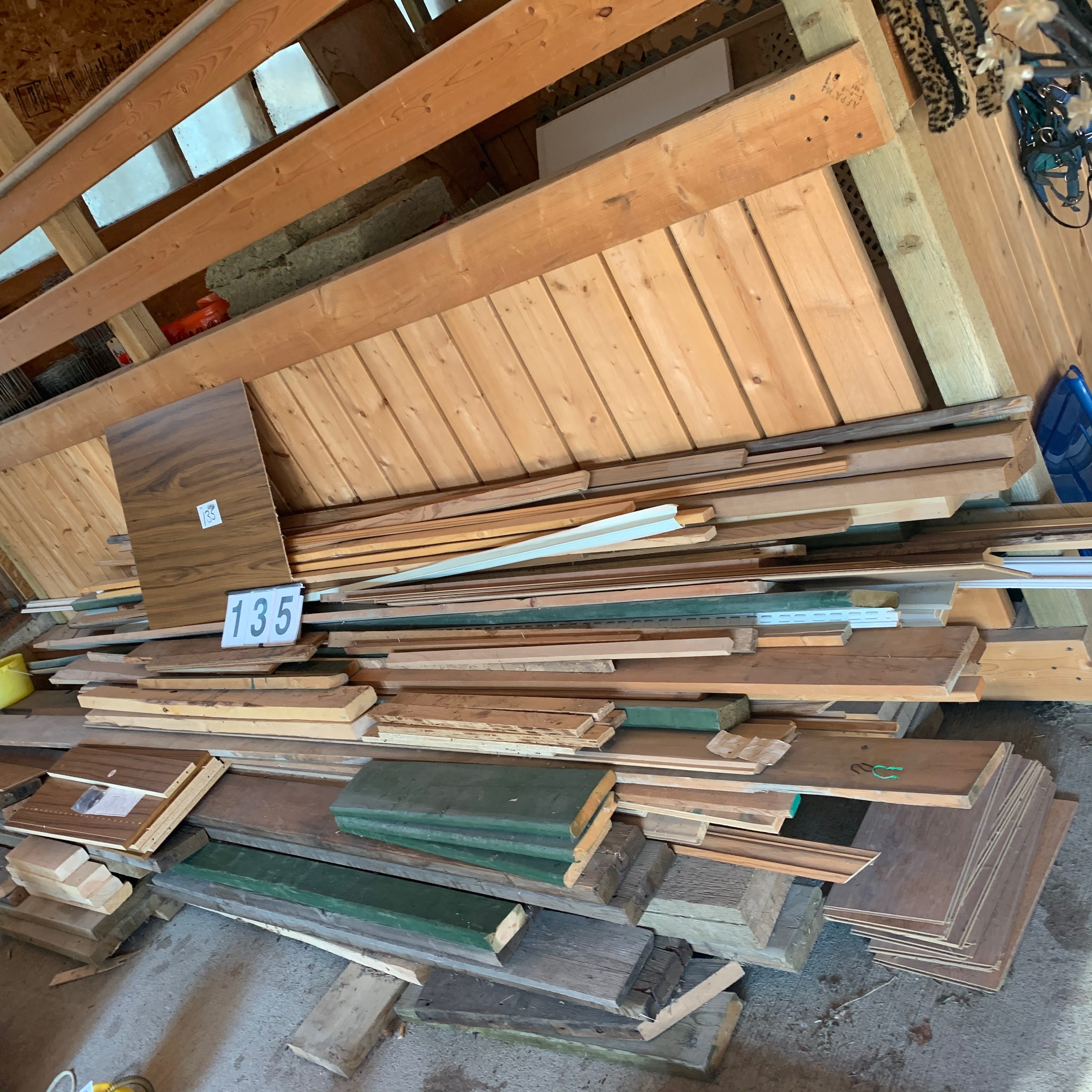 Misc Lumber - Various Sizes & Dimensions - Image 2 of 2