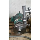 Centrifugal Pump 2.5in IN 2in OUTMotor - 7.5HP 230/460 Volt 60 Hz (Located in NC) ***FBEV***