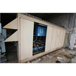 2005 Carrier/Tyler Package Freon Chiller System, Model P140M-33, WO #385166-1 with (6) Copeland