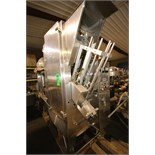 Cherry Burrell Single Lane S/S Carton Filler, Model CH-6, S/N 3715 includes Filler Bowl and Controls