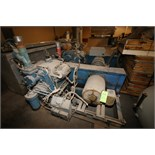 Vilter 50 hp 4 Cylinder Ammonia Reciprocating Compressor, Type VMC450XL, Size A88K454LB, S/N