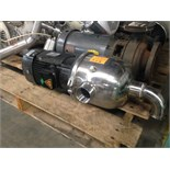 CNP Centrifugal Pump 5.5HP 1in IN 2in OUT Model: YS9052 S/N: 3500 (Located in NC) ***FBEV***