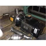 CNP Centrifugal Pump 5.5HP 1in IN 2in OUT Model: YS90S2 S/N: 3455 (Located in NC) ***FBEV***