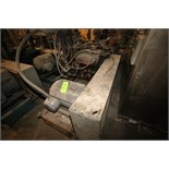 Vilter 50 hp 4 Cylinder Ammonia Reciprocating Compressor, 1765 RPM, 230/460 V, 3 Phase (Located in