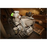 Vilter 60 hp 4 Cylinder Ammonia Reciprocating Compressor, Size A88K45, S/N 30575, Order #F-14206-