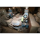 Vilter 75 hp 4 Cylinder Ammonia Reciprocating Compressor, 1775 RPM, 460 V, 3 Phase (Located in